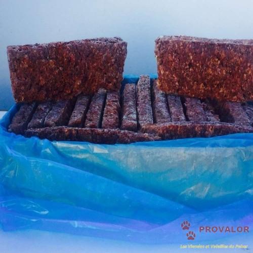 Viande de bœuf - Colis 18 kg